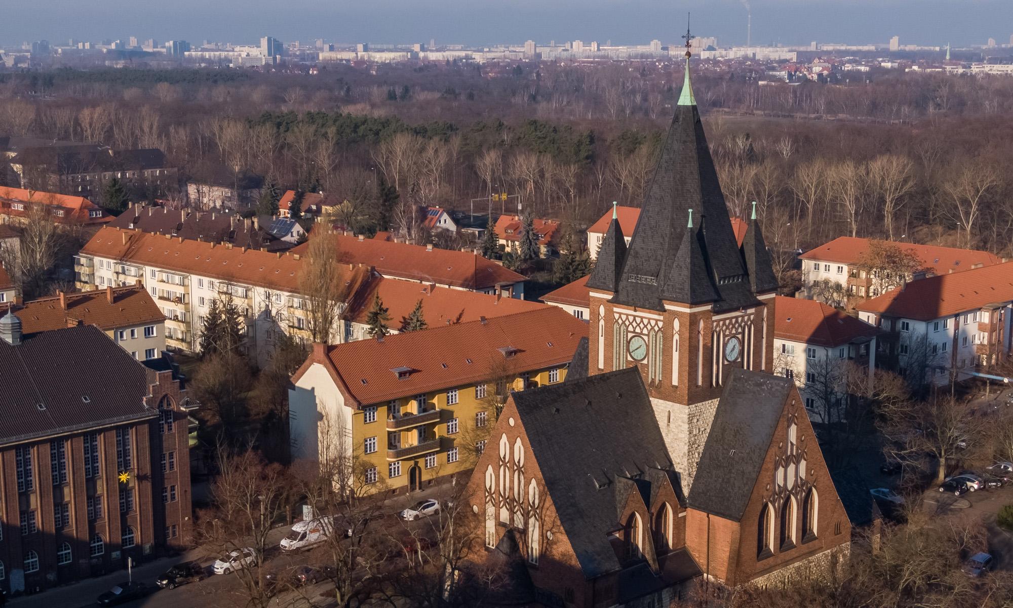 Evangelische Kirchengemeinde Berlin-Oberschöneweide